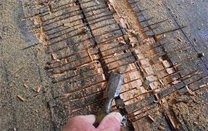 Подготовка деревянного пола под ламинат