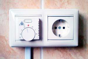 Накладной терморегулятор