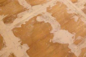 подготовка основания под кварцвиниловую плитку