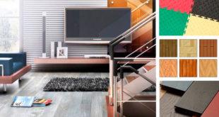 Выбор напольного покрытия для разных помещений