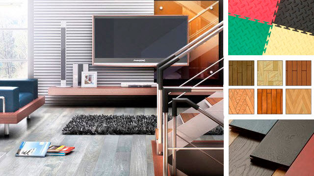 Как выбрать напольное покрытие Современные напольные покрытия для квартиры