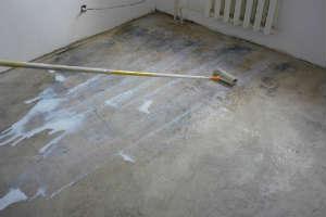 грунтовка основания под полиуретановый пол